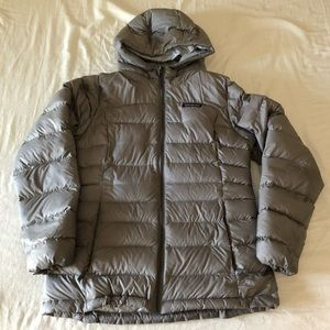 Patagonia Hooded down sweater